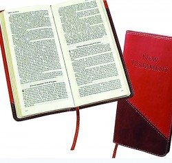 KJV Slimline Pocket New Testament