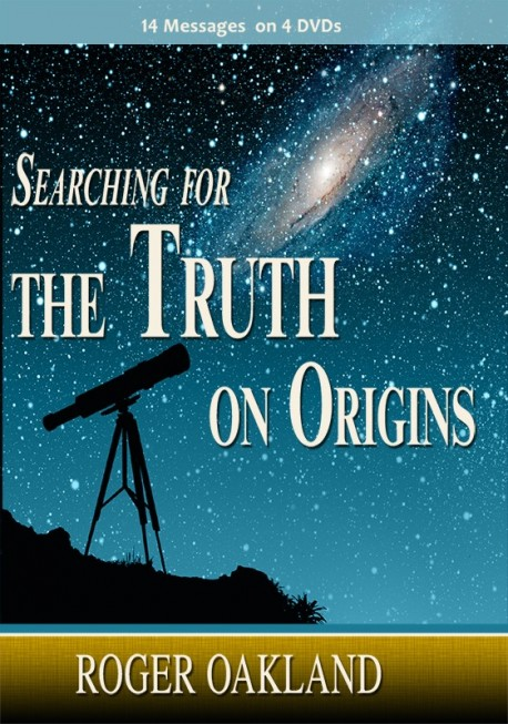 Searching for the Truth on Origins - DVD