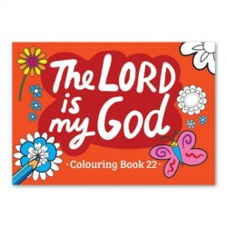 The LORD is My God - Coloring Book 22