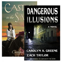 Castles in the Sand/Dangerous Illusions BOOK SET