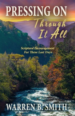 Pressing On Through It All - DEVOTIONAL BOOK
