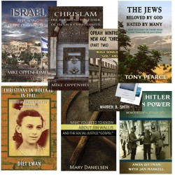 ISRAEL & THE JEWS BOOKLET PACK