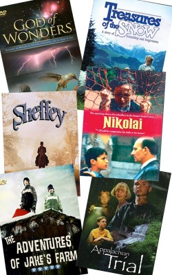 Kids DVD Value Pack - 6 DVDs