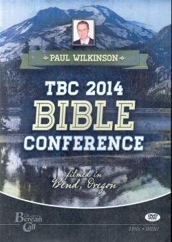 Paul Wilkinson on Israel - The Berean Call Conference
