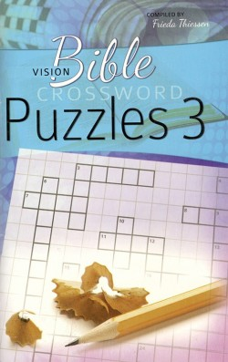 Bible Crossword Puzzles No. 3