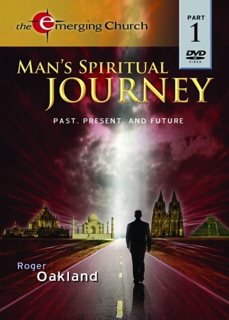 Man's Spiritual Journey - DVD - SECONDS