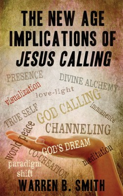 PDF BOOKLET - The New Age Implications of Jesus Calling