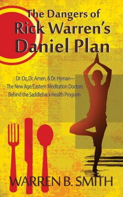 BOOKLET - The Dangers of Rick Warren's Daniel Plan