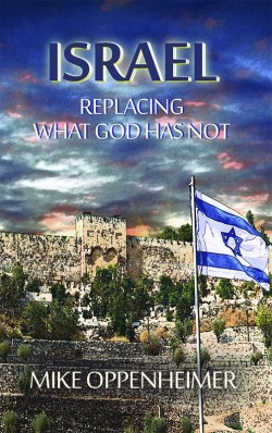 MOBI BOOKLET - Israel -  Replacing What God Has Not