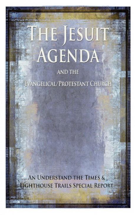 E-BOOKLET - The Jesuit Agenda