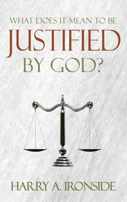 PDF BOOKLET - What Does it Mean to Be Justified By God?