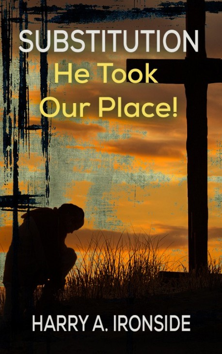 BOOKLET - Substitution—He Took Our Place!