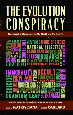 E-BOOK - The Evolution Conspiracy