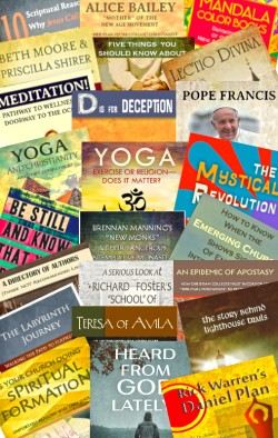 Entire Contemplative Prayer/Meditation Booklet Pack (24 Booklets)