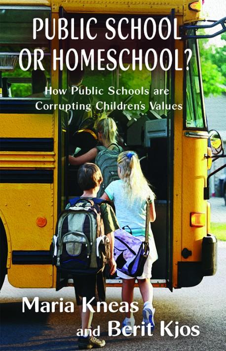 BOOKLET - Public School or Homeschool?- SECONDS