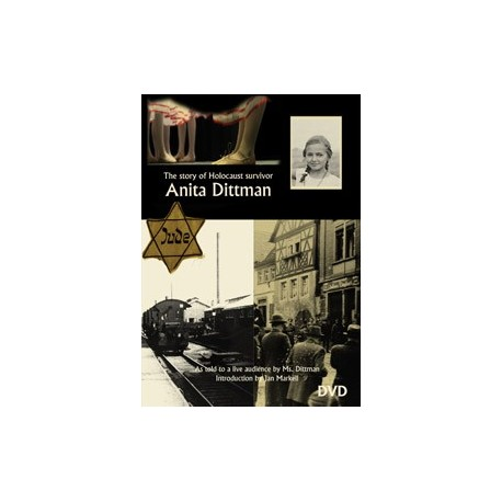 The Story of Anita Dittman - DVD - SECONDS