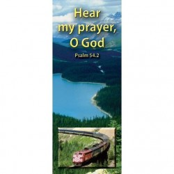 BOOKMARK - Psalm 54:2