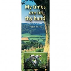 BOOKMARK - Psalm 31:15